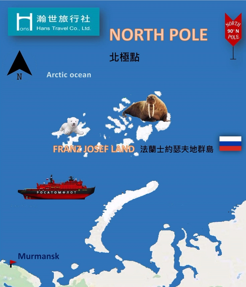 North Pole 90 C copy